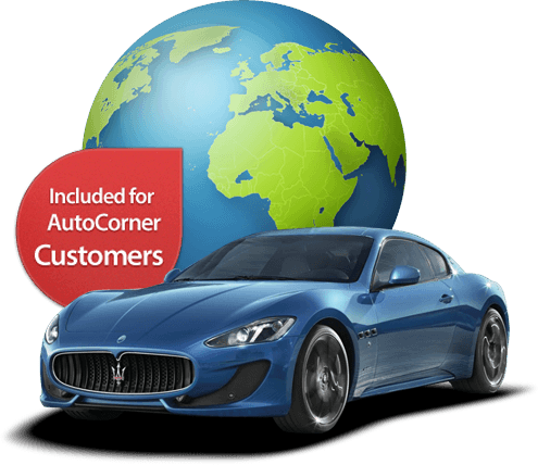 Included For AutoCorner Customers