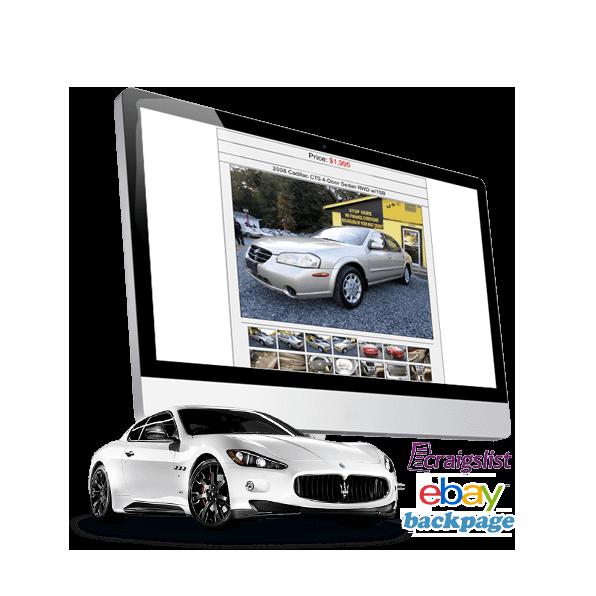 craigslist car dealer auto posting by autocorner. Black Bedroom Furniture Sets. Home Design Ideas